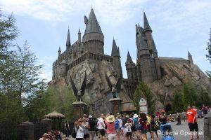 Hogswarts Castle Day