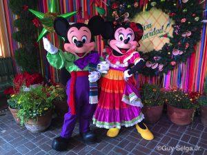 Disneyland Holiday Season