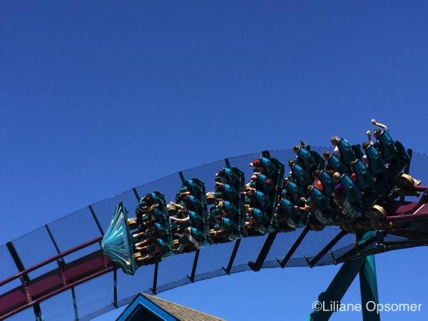 favorite roller coasters