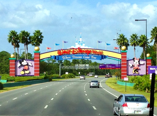 Touring Walt Disney World