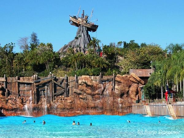 Disney water parks