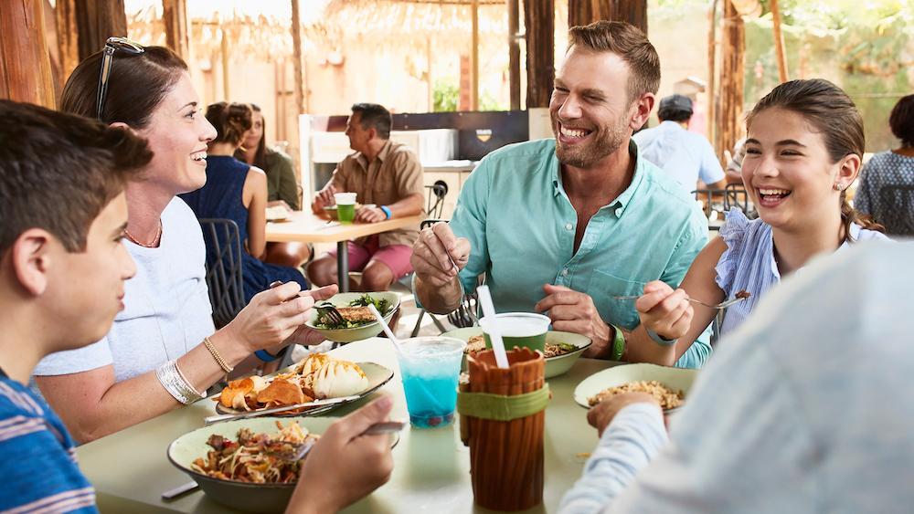 Walt Disney World Free Dining Summer 2020