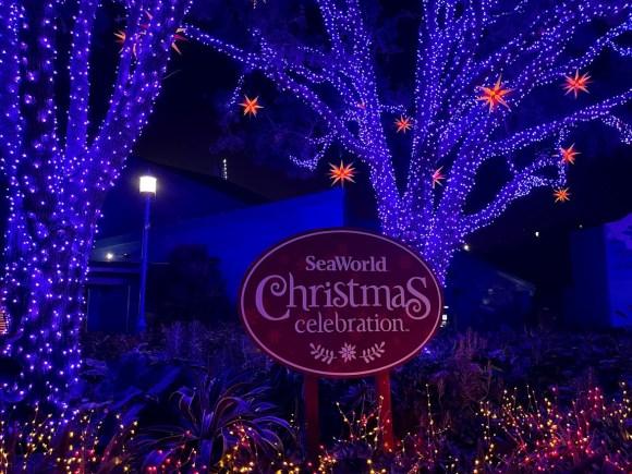 SeaWorld Orlando 2020 Christmas Celebration