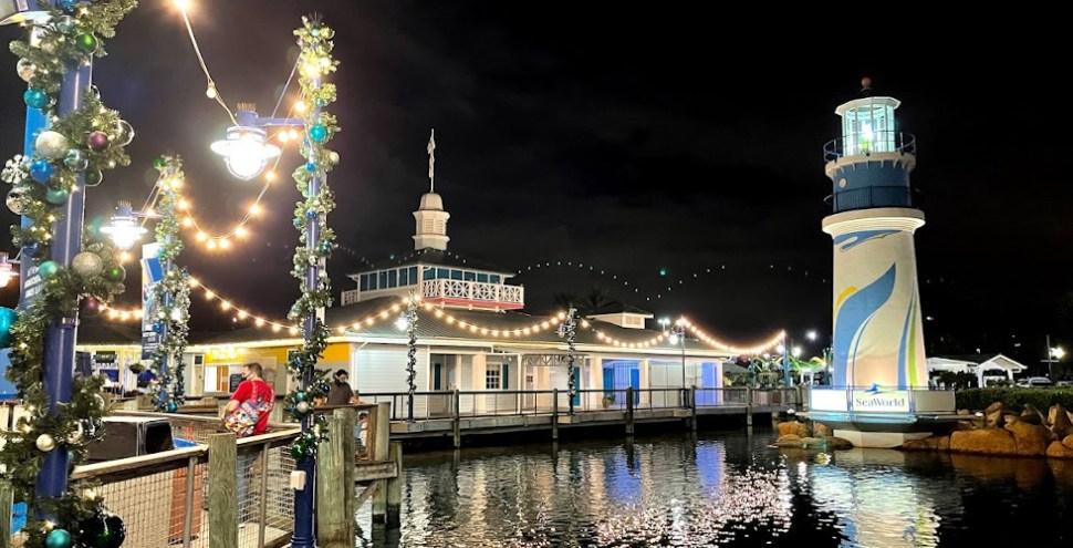 SeaWorld Orlando 2020 Christmas Celebration featured