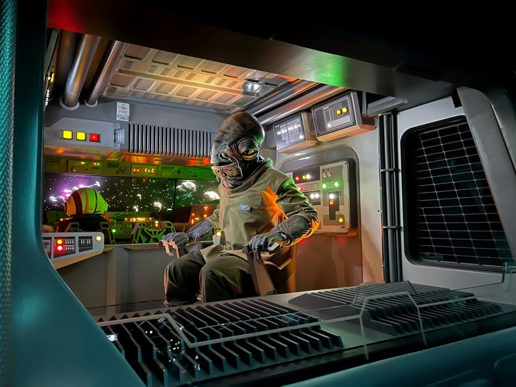 Disney's Hollywood Studios Rise of the Resistance afternoon arrival touring plan