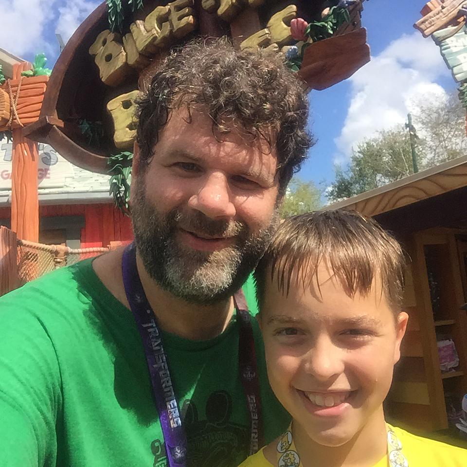 Family Vacation at Universal Orlando