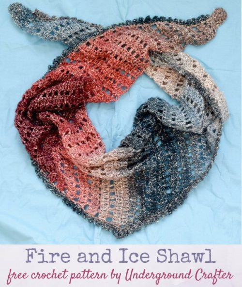 9 Crochet Shawl Patterns For Spring The Unraveled Mitten