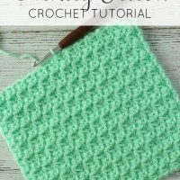 Trinity Crochet Stitch Tutorial