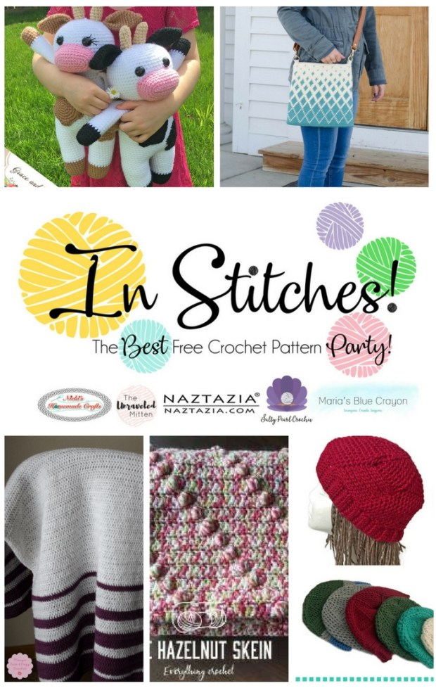 In Stitches Best Free Crochet Pattern Party #9 | The Unravled Mitten
