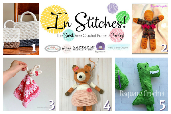 In Stitches The Best Free Crochet Pattern Party Round 10 The