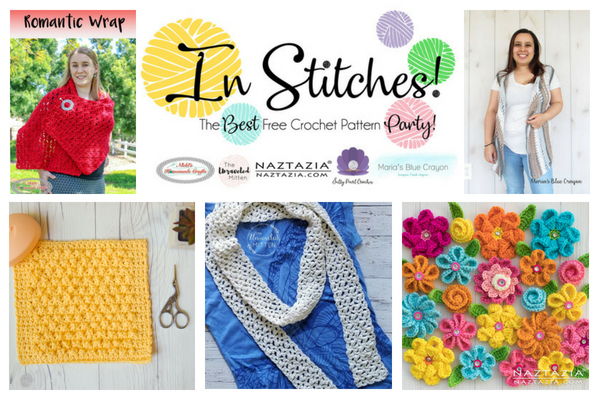 In Stitches | Best Free Crochet Pattern Party #10 | The Unraveled Mitten
