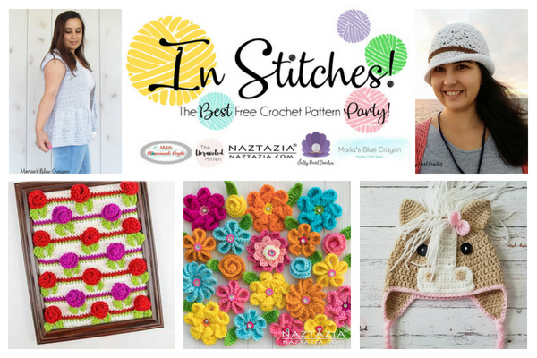 In Stitches | Best Free Crochet Pattern Party | The Unraveled Mitten