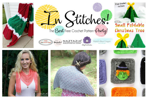 In Stitches: Best Free Crochet Pattern Party #15