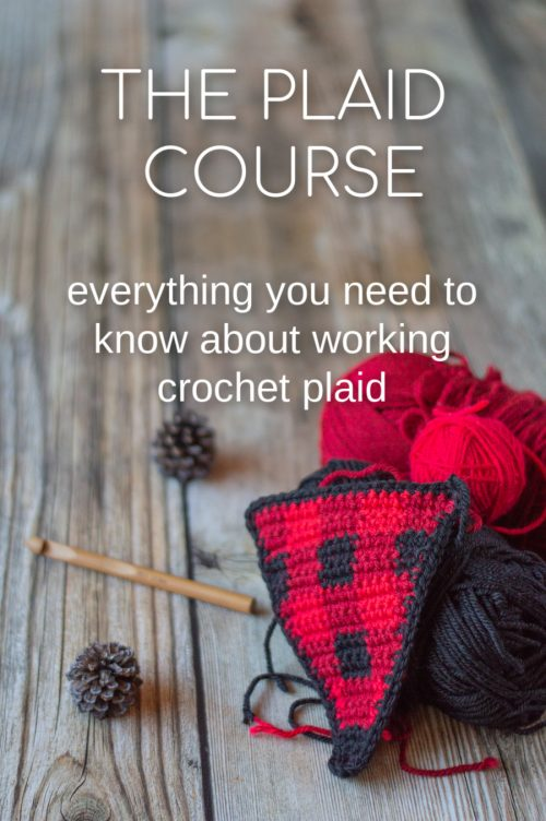 Learn to Crochet Plaid with this Online Course