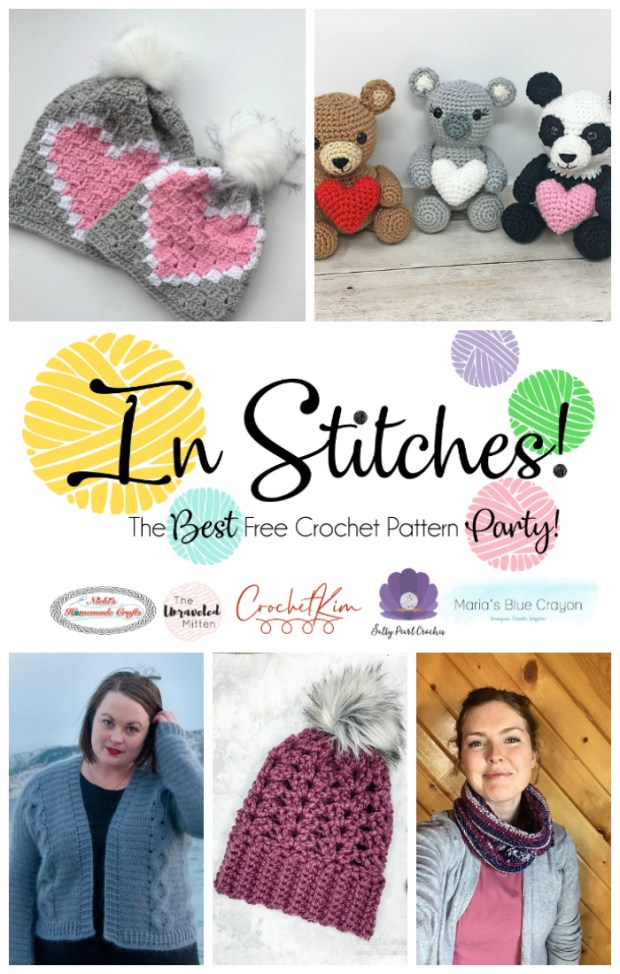 In Stitches #30   The Best Free Crochet Pattern Party   The Unraveled Mitten