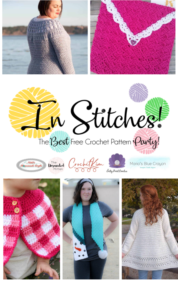 In Stitches #29 | Best Free Crochet Pattern Party | The Unraveled Mitten