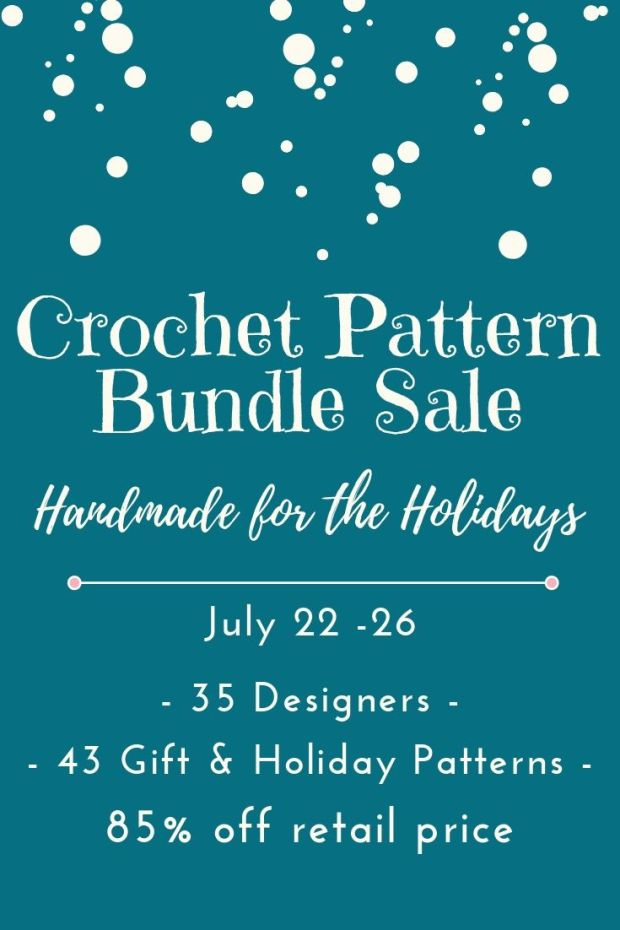 Handmade for the Holidays Crochet Pattern Bundle Sale! | Limited Time Offer
