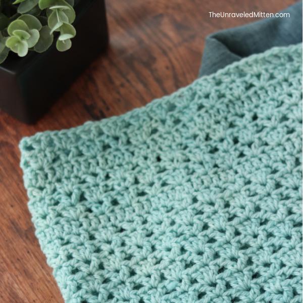 Ashland Cowl   Easy Crochet Pattern