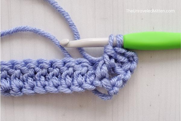 Front Post Double Crochet | Crochet Post Stitches Tutorial
