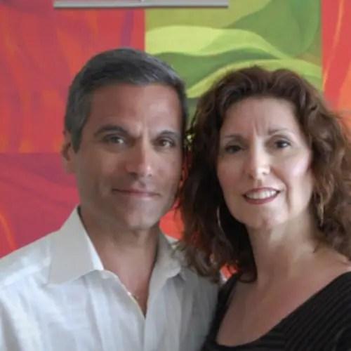 Nancy and Chris met in first grade.