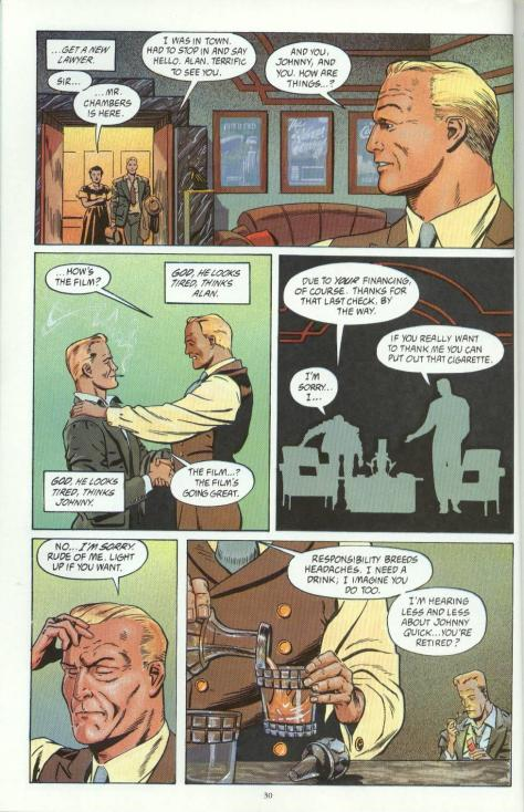 The Golden Age #1 - Page 21