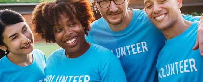 ministry volunteers