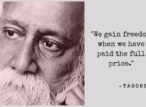The Unvisited Rabindranath Tagore quotes
