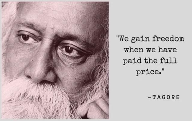 The Unvisited Rabindranath Tagore quotes