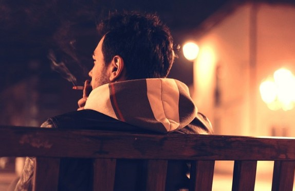 The Unvisited How I left my best friend cigarette