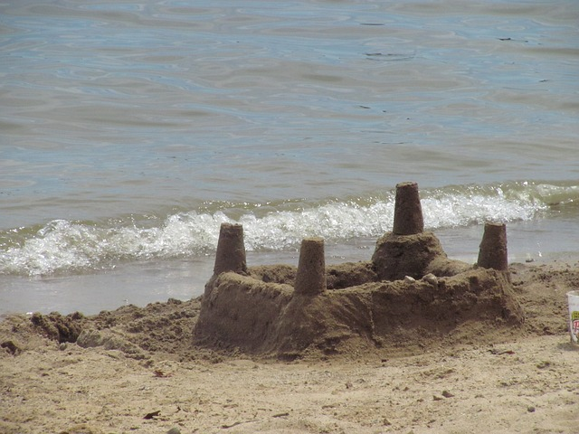 The Unvisited The Sandcastle Formula to Stay Happy When Everything Goes Wrong