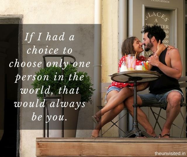 14 Lines Better Than 'I love You' That Will Make Your Partner Feel Extra Special 5 the unvisited