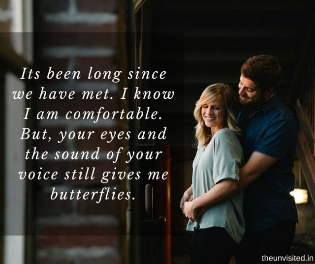 14 Lines Better Than 'I love You' That Will Make Your Partner Feel Extra Special 9 the unvisited