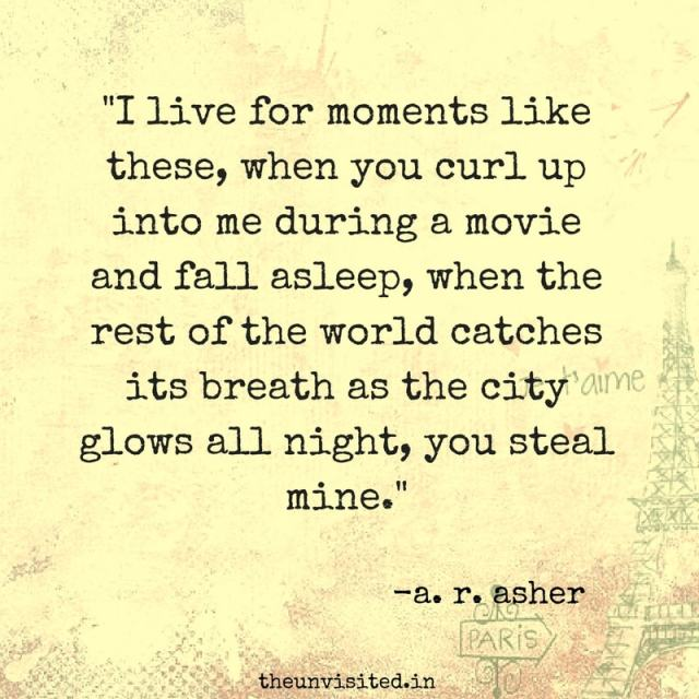 13 Love Quotes By A R Asher To Melt Your Heart Like Hot Chocolate