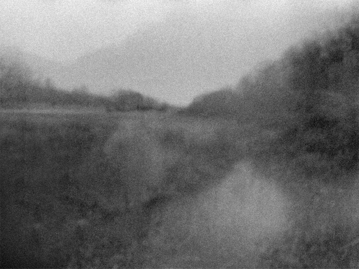 35mmm pinhole photograph made by L.S. King.