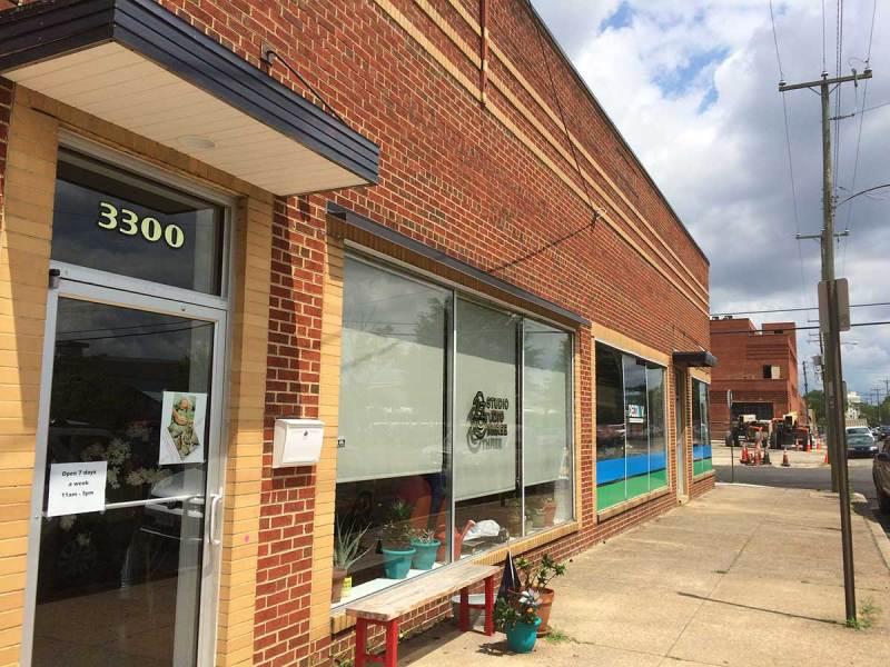 The adventure begins – the original home of my Ettan MS-18 – Studio Two Three in Richmond, Virginia.
