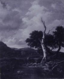 59-SC-189 - Attributed to Jacob van Ruysdael