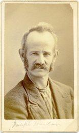 Joseph Harlan.