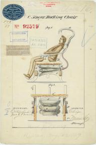 C. Singer's Rocking Chair https://catalog.archives.gov/id/18558022