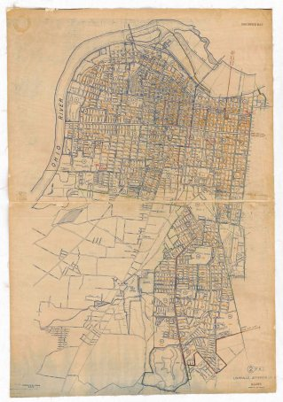 1950 Census E.D. Map Louisville, page 2