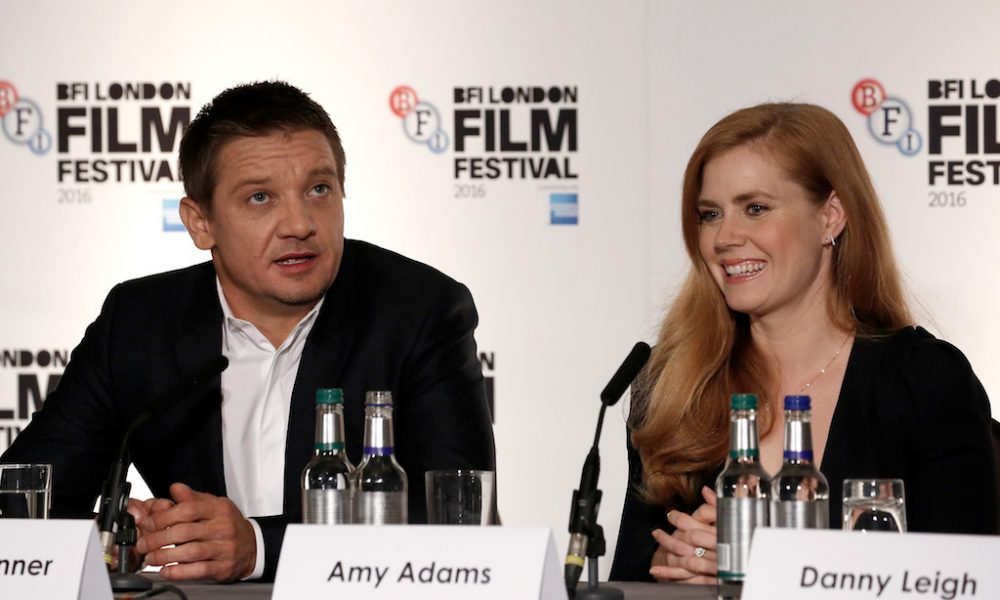 Image result for arrival press conference bfi