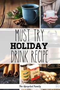 This easy to make, not to mention super healthy, cinnamon spiced crock pot (no so much tea) just may be you new favorite holiday get-to-gether drink! One drink you will be hooked and so will your guests. #holidaydrinks #crockpotrecipes #fallrecipes #crockpotdrinkrecipes #holidayrecipes #falldrinkrecipes #holidaydrinkrecipes #crockpotdrinks