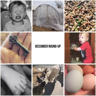 December Round-Up