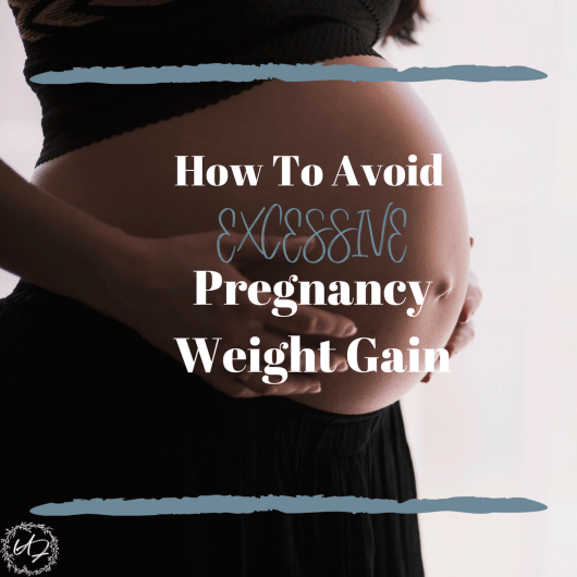 Excessive pregnancy weight gain