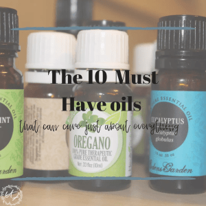 Essential oils to cure all your ails