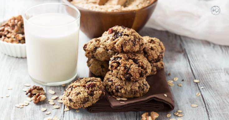 Healthy Lactation Cookie Recipe