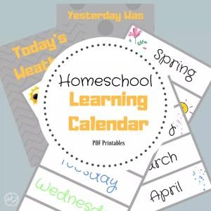 learning calendar