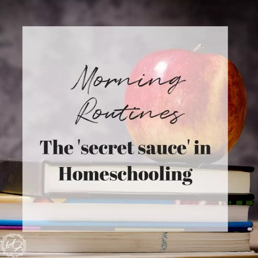 Wish your homeschool mornings would go smoother? How to craft a perfect Homeschool Routine. Plus a FREE Homeschool Routine Chart! #homeschool #homeschoolschedule #homeschoolideas #homeschoolroutine #homeschoolplanning #homeschoolmorningroutine