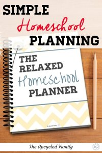 Are you ready for a dynamic & efficient homeschool planning tool to help you plan, organize and master your homeschool? The printable Relaxed Homeschool Planner is designed to be simple to use and stress free. #homeschoolplanner #printable #formultiplekids #best #weekly #ideas #homeschool #reuseable
