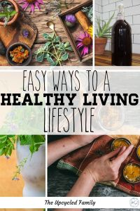 healthy living lifestyle