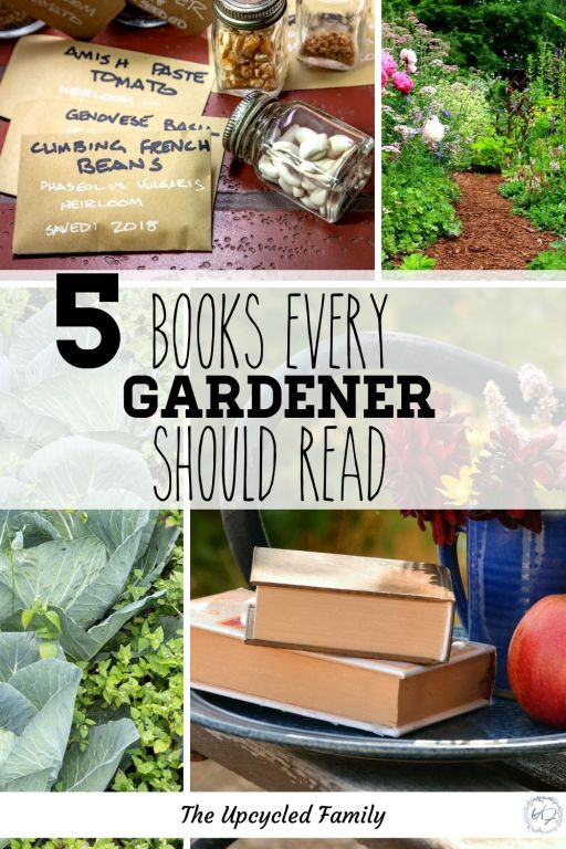 The 5 best gardening books for permaculture